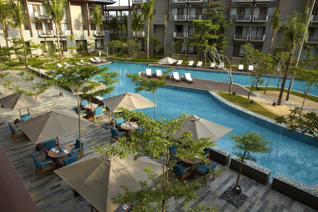 The Courtyard by Marriott Bali Nusa Dua.