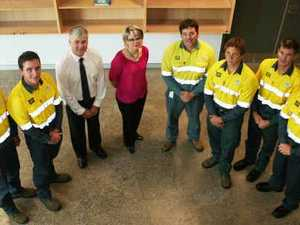 Ergon Energy in a record intake
