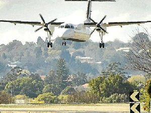 Historic flight has city soaring