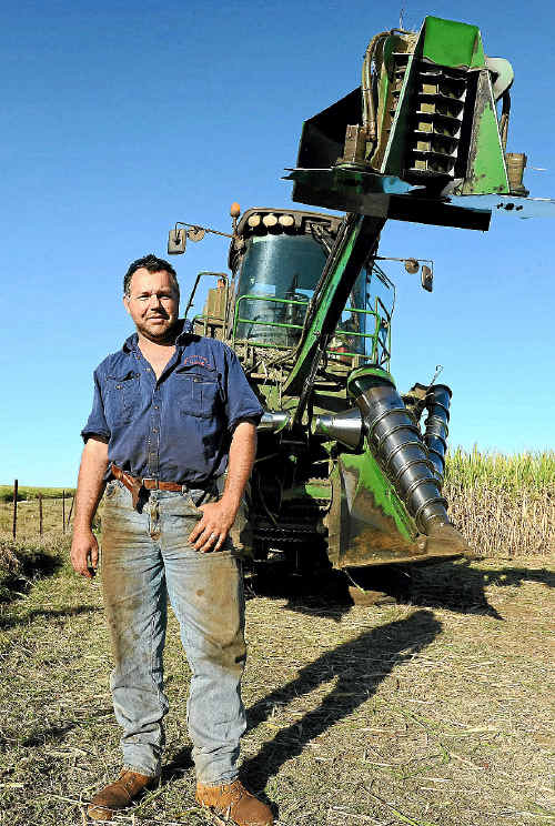 Cane grower Mark Heidke is disappointed with the crush delays at Millaquin Mill, despite a multi-million-dollar upgrade.