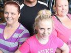 Taking up the Goodlife Gym 12-week challenge are (clockwise from left) Alison Bond, John Le Masurier, Fiona Greenwood and Sarah-Jane Bond.