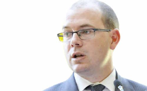 Deputy Premier and Treasurer Andrew Fraser.