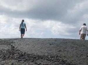 Legends live amid the lava flows