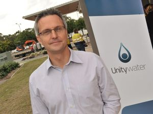 Unitywater CEO Jon Black resigns