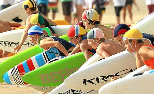 The NSW State Life Saving Championships will not be at Kingscliff in 2013.