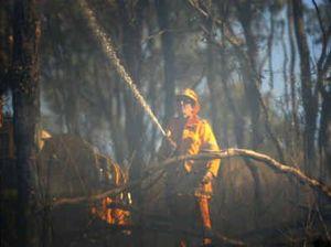 Stay vigilant during fire season
