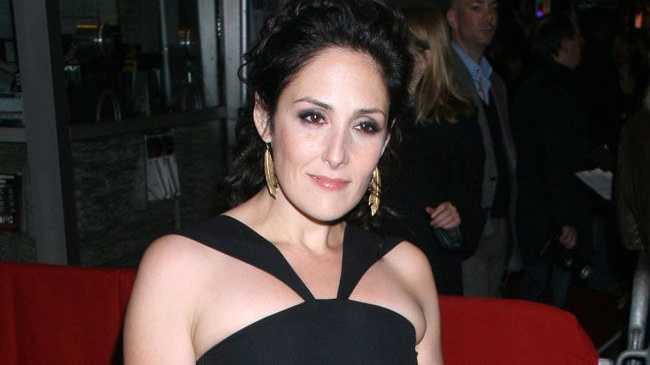 Talk show host Ricki Lake