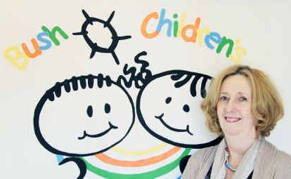 Meg Milne from Emerald's Bush Children's is keen to be part of the super clinic's services.