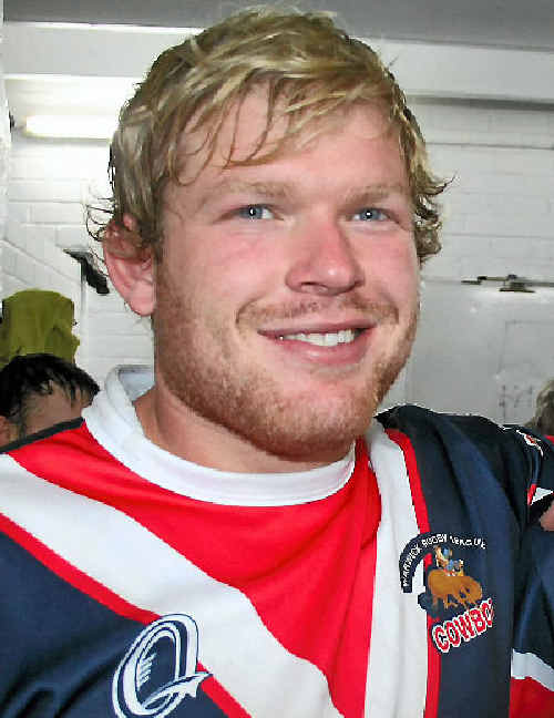 Garry Ellery was one of the best in a Cowboys win against Wattles yesterday.