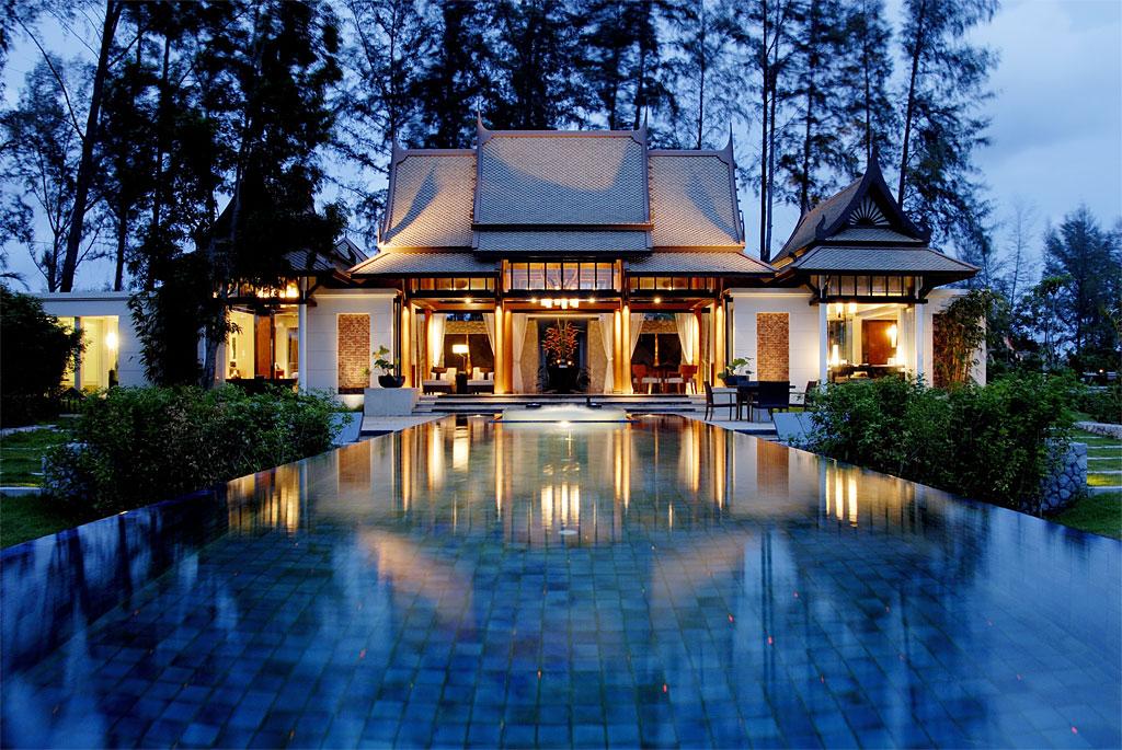 Banyan Tree Phuket's Double Pool Villas.