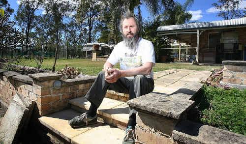 Ebenezer resident Steve Upton talks about mining in the area.