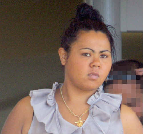 Samantha White can not go to licensed premises in the Mackay Regional Council area for three months.