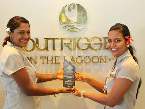 Fiji's Bebe Spa receives award