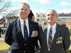 Tributes flow for valiant Diggers