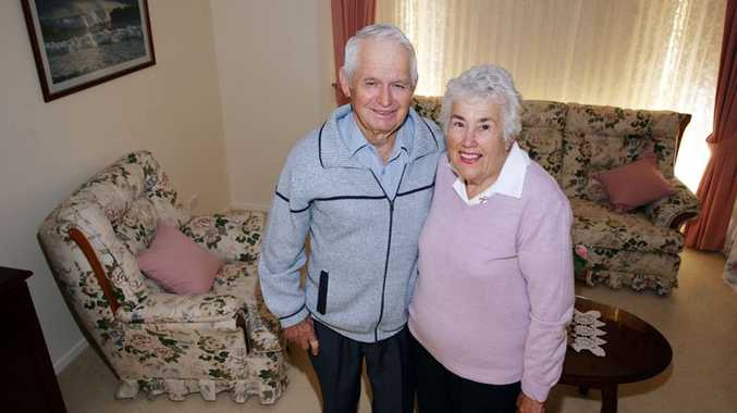 Ted and Val Woodman are not ready for aged care but are concerned about their options.