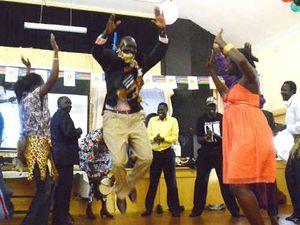 South Sudan rejoices