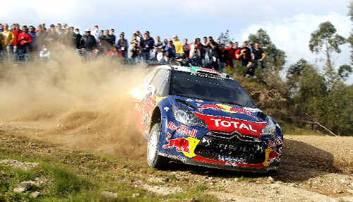Citroen driver Sebastien Ogier will be among the international competitors taking part in Rally Australia on the Coffs Coast next month.