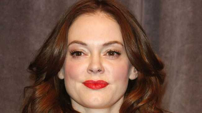 How much would you charge to shave your eyebrows? Rose McGowan demanded $US 5 million.