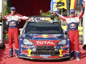 WRC battle looms