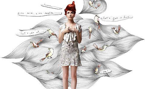 Lalita Lu's bespoke designs.
