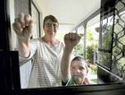 Benaraby resident Gloria Chamberlain and her grandson Lachlan Popp, 6, will be participating in the Heart Foundation's annual doorknock appeal in September for the first time.
