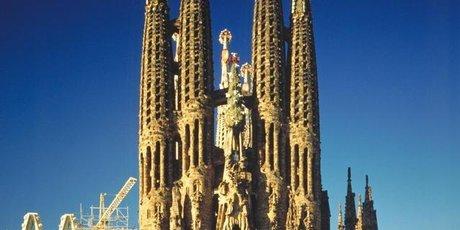 Antoni Gaudi's La Segrada Familia church is just one of Barcelona's many architectural attractions.