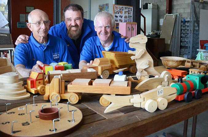 The Coffs Harbour Men's Shed, which had a successful open day on Saturday, is approaching two years of service and welcomes new participants to join the activities.
