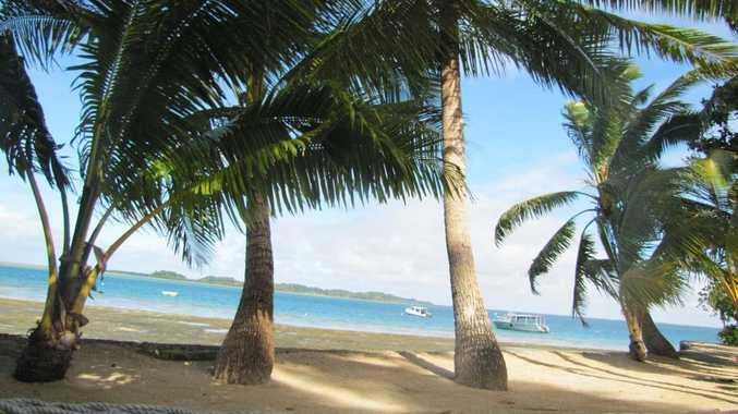 Toberua Island Resort is one of Fiji's best holiday spots.
