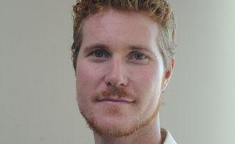 Fraser Coast Chronicle journalist Roderick Makim.