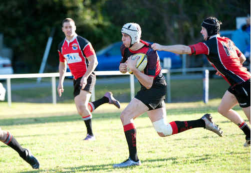 Will Guest was named as MNC Zone's Player of the Year as Coffs Rugby's best back.