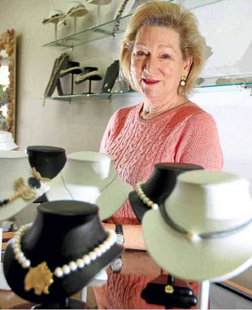 Susan Pender moved from the wealthy suburb of Toorak to start a business in Kingscliff and found a cause to help the environment. Ms Pender hunts toads and collects 10-12 a night during her evening walks in summer.