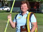 Veteran Caboolture Little Athletics coach Karen Wolfenden