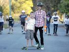 CHAIRMAN OF THE BOARD: Fifteen-year-old Jordan Daley is organising a marathon skate from Caloundra to Maroochydore and back to help his brother Tyler, who has been a T1 diabetic since the age of two.