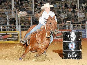 Traveston cowgirl world class