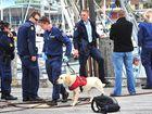 Feds raid Hervey Bay marina boat