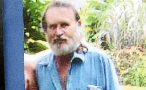 Luke Ogilvie, whose remains were found at his Bilambil home.