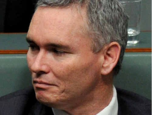 Craig Thomson has yet to announce his stance on media reforms.