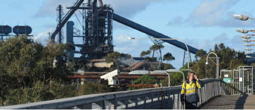 BHP is spending more than $US16 billion to pump up production in the Pilbara.