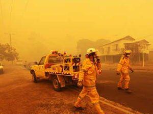 Attacks over CQ fire risk