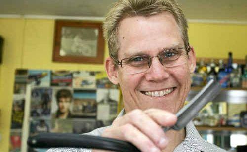 Warren Mienert is one of the longest serving barbers in Rockhampton, operating in Berserker for more than 27 years.
