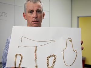 Police recover stolen gold