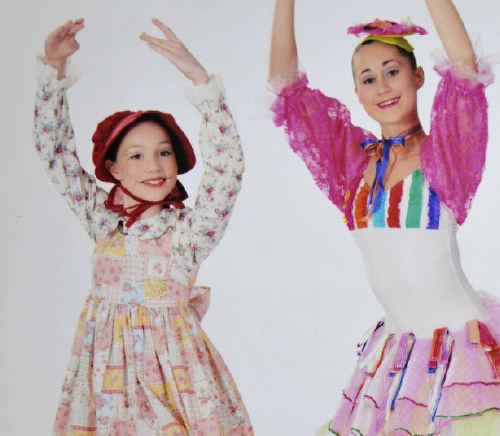 Sophie Jones and Lucy Ryder will dance across the stage at the Conservatorium Theatre in Brisbane next month.
