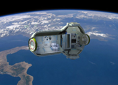 A company in Russia has plans for a hotel in space by 2016.
