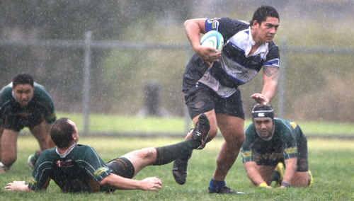 Springfield Hawks bowed out of Barber Cup contention with their 21-15 preliminary final loss to Pine Rivers at Woodend on Saturday.