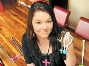 Teen's religious jewellery line