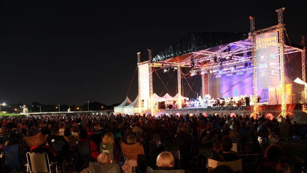 Brisbane Festival Opera at the Racecourse will be held Eagle Farm Racecourse.