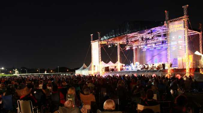 Brisbane Festival Opera at the Racecourse will be held Eagle Farm Racecourse.
