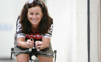 Joanne McLaughlan is set to compete on the world stage when she contests the Triathlon World Championships in China.