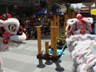 Festival 'moons' Fortitude Valley