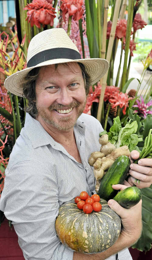 ABC Garden Guru Phil Dudman will make his way to the Clarence tomorrow.